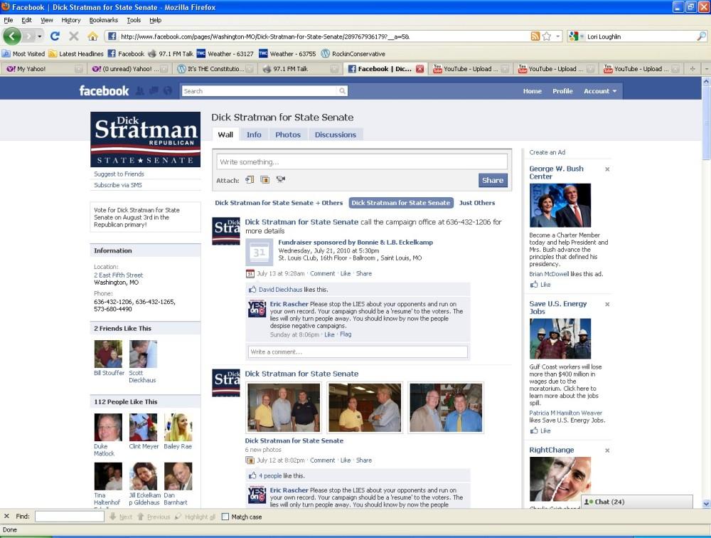 Dick Stratman - Request Denied (2/3)