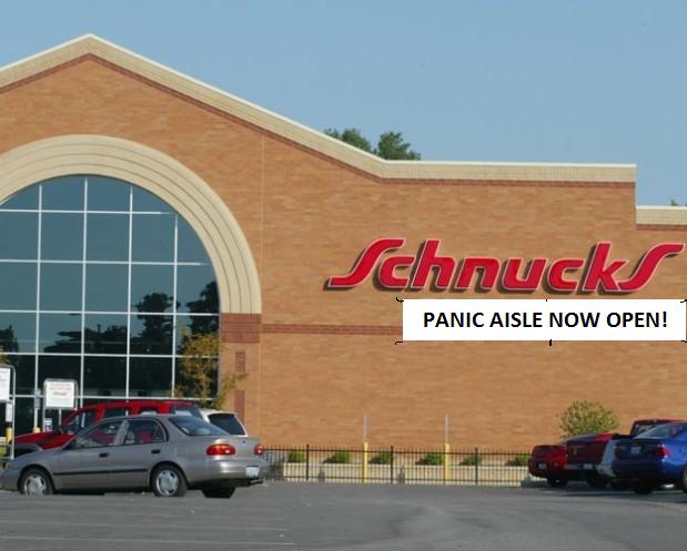 Schnucks Panic Aisle - 01