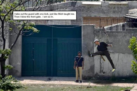 How Osama bin Laden Died (2/6)